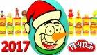 Mutlu Yıllar Kardan Adam Sürrpriz Yumurta Oyun Hamuru