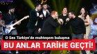 O Ses Türkiye Jürisi, Burak Yılmaz & Arda Turan - Öpücük