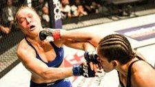 Ronda Rousey 48 Saniyede Nakavt Oldu
