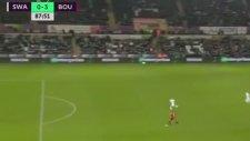 Swansea City 0-3 Bournemouth - Maç Özeti izle (31 Aralık 2016)