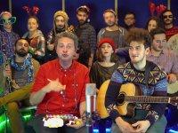 Yeni Yıl Stolk Stüdyoda Kutlama