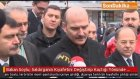 Bakan Soylu: Saldırganın Kıyafetini Değiştirip Kaçtığı Yönünde Bilgiler Var
