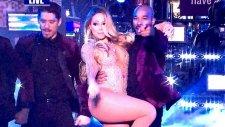 Mariah Carey'den Hayal Kırıklığına Uğratan Yılbaşı Performansı