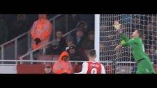 Olivier Giroud'nun Akrep Vuruşu ile Crystal Palace maçında attığı gol