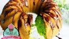 Ispanaklı Kek Tarifi /  Ayşenur Altan Yemek Tarifleri
