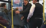 Metrobüsteki Bol Hakaretli Moruk Kavgası ve Kaçınılmaz Son