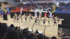 Asker Uğurlaması-Azize Kahraman Halk Eğitim Merkezi Halk Oyunları Ekibi- Antalya İlyarışmasıbirinci