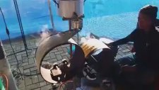 Hipnoz Etkisi İçeren Pancake Makinesi
