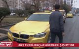 Malatya'nın Lüks Taksileri