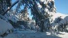 Mitsubishi Asx karlı yol testi