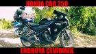 CBR 250 yi Enduroya Çevirmek / HONDA CBR 250