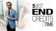 En İyi Tüm Zamanların 5 Credit Sahnesi