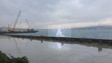 Mimar Sinan Üniversitesindeki Hologram Yılbaşı Ağacı