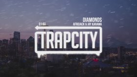 Afrojack - Jay Karama - Diamonds