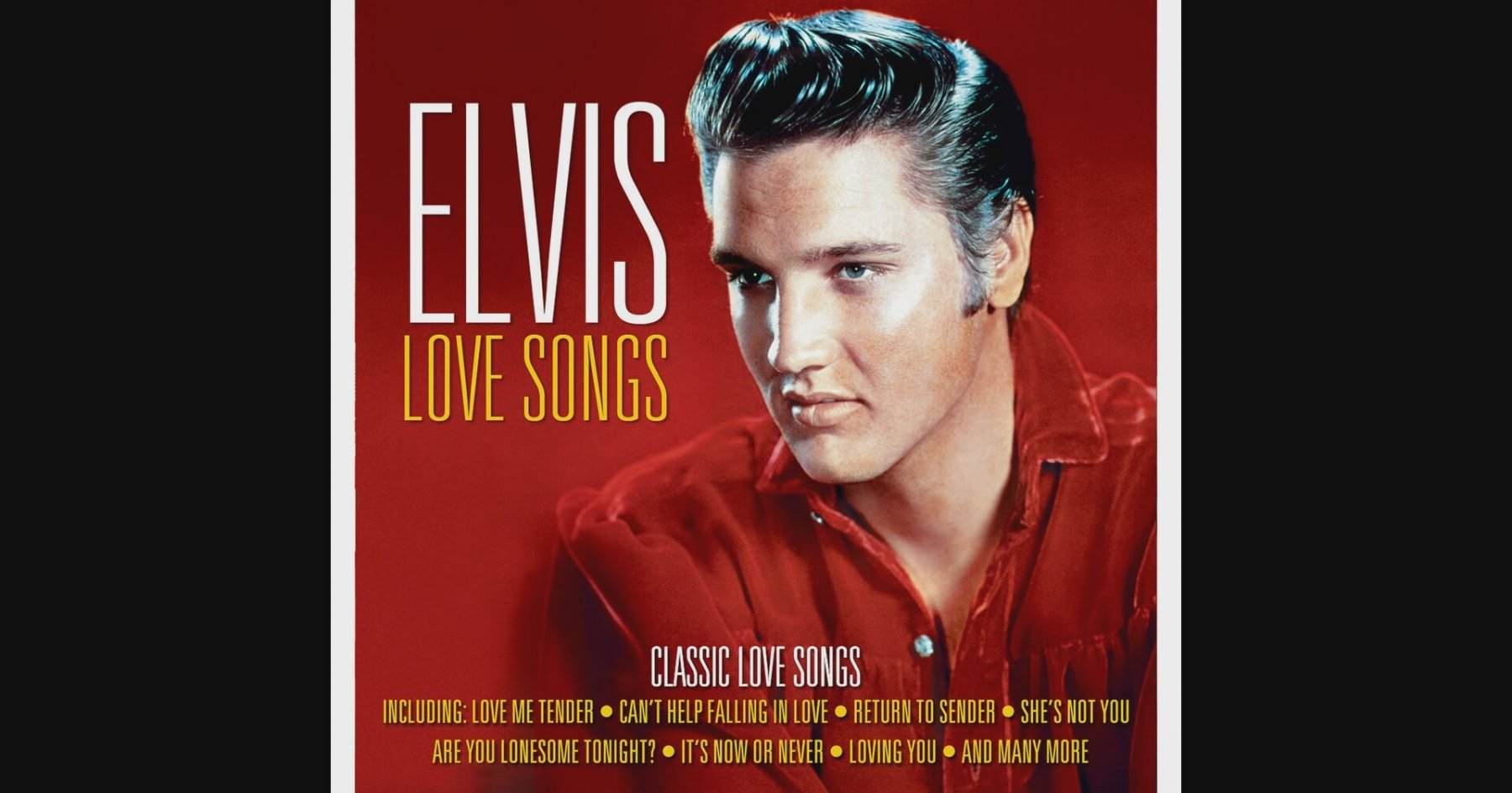 elvis presleys love for music Read news updates about elvis presley discover video clips of recent music performances and more on mtv.