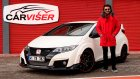 Honda Civic Type R Test Sürüşü - Review (English subtitled)