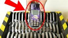 Öğütücüye Efsane Nokia Telefonları Atılırsa Ne Olur?