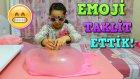 Pembe Slime Yumurta Açtık İçinden Çıkın Emojileri Taklit Ettik - KOMEDİ