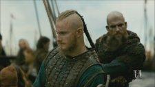 Vikingler Dizisinde Ezan ve Namaz Sahneleri