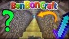Tuhaf Tünel?? | Bonboncraft Türkçe | Bölüm 15