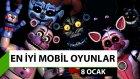 Haftanın mobil oyunları - 8 Ocak - Bu hafta harika oyunlar sizi bekliyor!