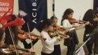 Lösemili Çocuklar Acıbadem Konser Çukurova Bilfen Mektebim Okulu Ayla Çetkin Şenkaya Göl Demet Bulut