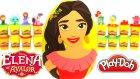 Prenses Elena Sürpriz Yumurta Oyun Hamuru - Prenses Elena Oyuncaklar LPS Barbie