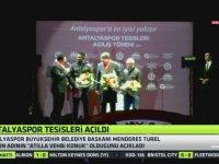 Samuel Eto'o - Biz Antalyasporuz (Fiko İçerir)