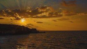 Arap Şükrü - Akşam Güneşi