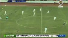 Fenerbahçe 5-1 Denizlispor (Geniş Özet - 08 Ocak 2017)