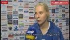 Basketbol Ligi'nde Canik Belediye Forması Giyen Babkina, Sözleşme Feshetme Kararı Aldı