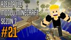 Modlu Minecraft Sezon 7 Bölüm 21 - TROLLENDİK :'(