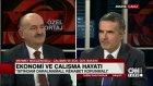 Çalışma Bakanı Müezzinoğlu CNN TÜRK'te gündeme ilişkin soruları yanıtladı