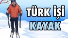 El Yapımı Kayak ile Kaydık - Türk İşi Kayak