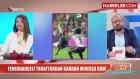 Fenerbahçeli Taraftarlar, Yaptıkları Kardan Adamı Sow'a Benzetti