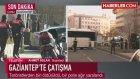 Gaziantep'teki Saldırıda Polisin Dikkati Faciayı Önledi