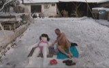 Kardan Kadınla Evlenen Adamın Balayı Görüntükeri
