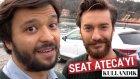 Seat Ateca'yı Sarpcan Köroğlu'yla kullandık... Vlog #8