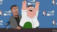 Stephen Curry, Family Guy'da Gözüktü