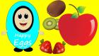 Eğitici Çizgi Film Türkçe izle | Meyveleri Öğreniyorum | Meyveler ve Renkler | Çocuk Çizgi Filmleri