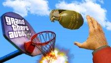 Gta 5 Online - Bomba Basketbolu !