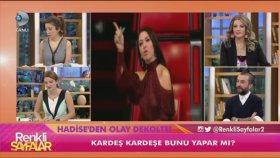 Hadise'nin Transparan Kıyafeti   O Ses Türkiye (10 Ocak 2017)