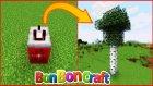 Otomatik Ağaç? | Bonboncraft Türkçe | Bölüm 17 - Oyun Portal