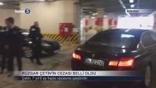 Rüzgar Çetin'e Hapis Kararı