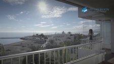 Cam Balkon kullanımı Mavi Cam Balkon ®