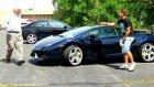 Lamborghini Üzerine Tuvalet Yapma Şakası