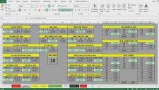 iddaa IY / MS analiz programi  HT/FT exceli