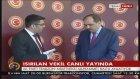 Meclis'te bacağı ısırılan AK Partili Balta o anları anlattı