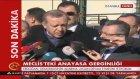 Cumhurbaşkanı Erdoğan: Yaşananlar hiçbir milletvekiline yakışmıyor