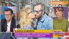 Evli Erkekle Aşk Yaşıyor İddiası Burcu Esmersoy'u Ağlattı